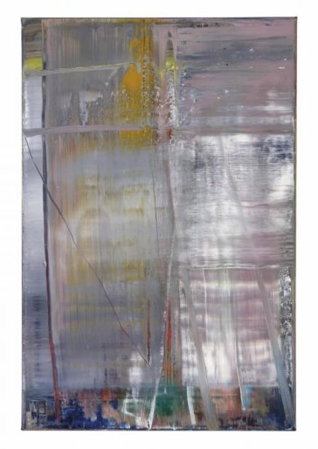 Gerhard Richter-Abstraktes Bild 891-4 (Abstract Painting 891-4)-2005