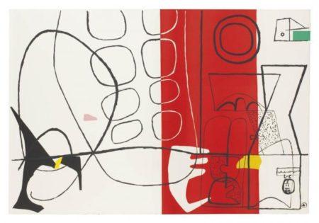 Le Corbusier-Cortege-1962