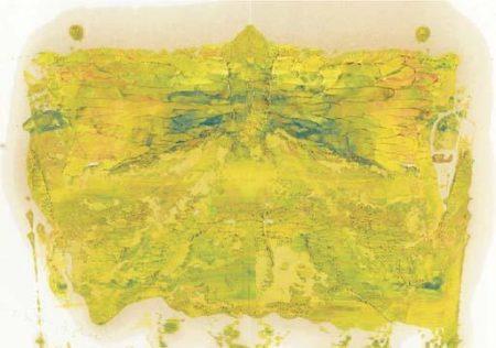 Gerhard Richter-Ohne Titel (5.3.94) / Untitled(5.3.94)-1994