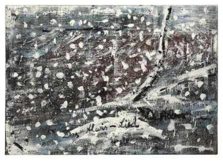 Anselm Kiefer-Das Alwis-Lied (The Song of Alvis)-1980