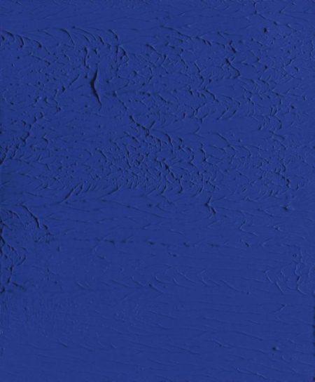 Yves Klein-Monochrome bleu (Untitled)-1959