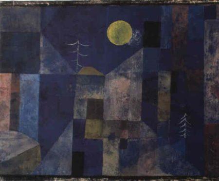 Paul Klee-Mondschein-1919