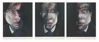 Francis Bacon-Studies for a self-portrait-1979