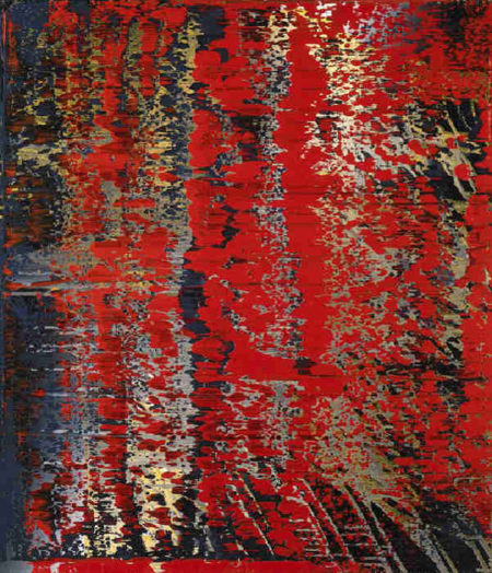 Gerhard Richter-Abstraktes Bild 682-2 (Abstract Painting 682-2)-1988