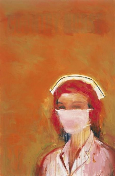 Richard Prince-Country Nurse-2003