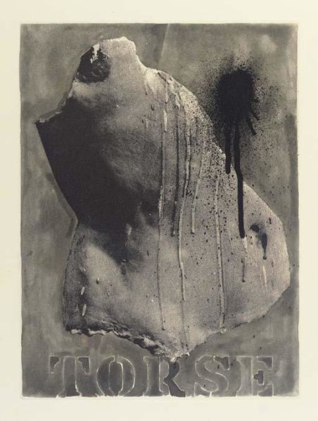 Jasper Johns-Samuel Beckett, Fizzles Foirades (ULAE 173)-1976