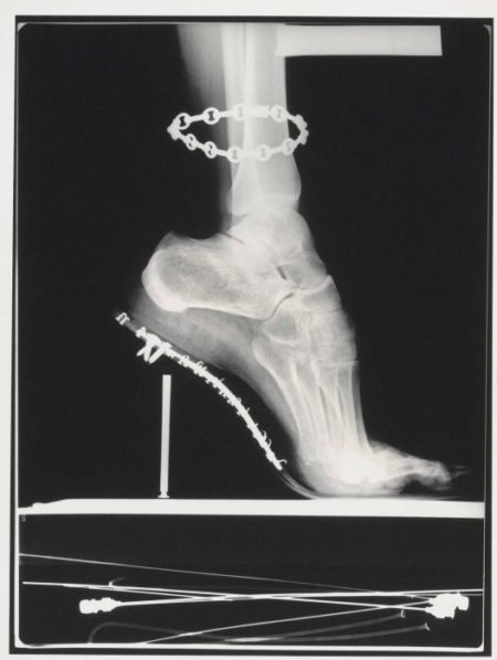 Helmut Newton-X-ray, French Vogue, Paris-1994