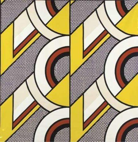 Roy Lichtenstein-Banner #4-1970