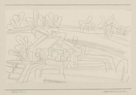 Paul Klee-Gartnerhaus am H.-1926
