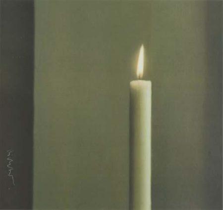 Kerze I (Candle I)-1988
