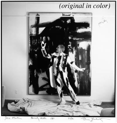 Annie Leibovitz-Steve Martin-1981