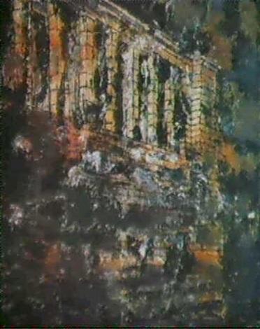 Anselm Kiefer-Saulen-1983