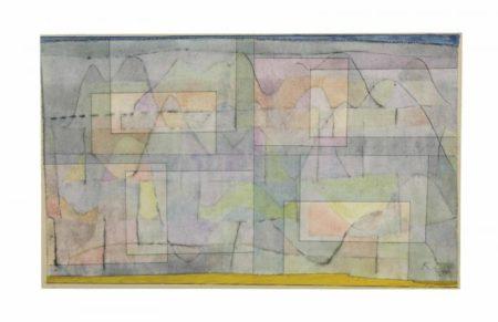 Paul Klee-Siedelung Im Hugelland-1930
