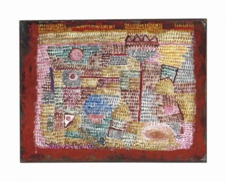 Paul Klee-POR-1931