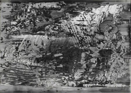 Gerhard Richter-Ohne Titel (Untitled)-1989