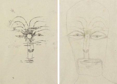 Paul Klee-Mister Sol-1919