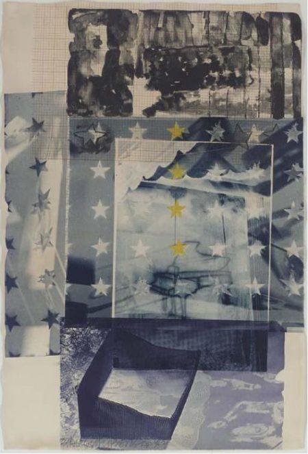 Robert Rauschenberg-Robert Rauschenberg - Carillon-1981