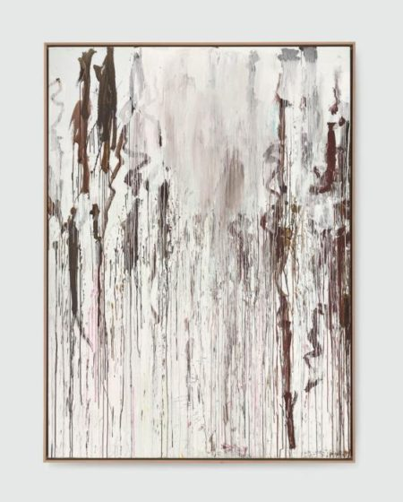 Cy Twombly-Untitled No. 3-2004