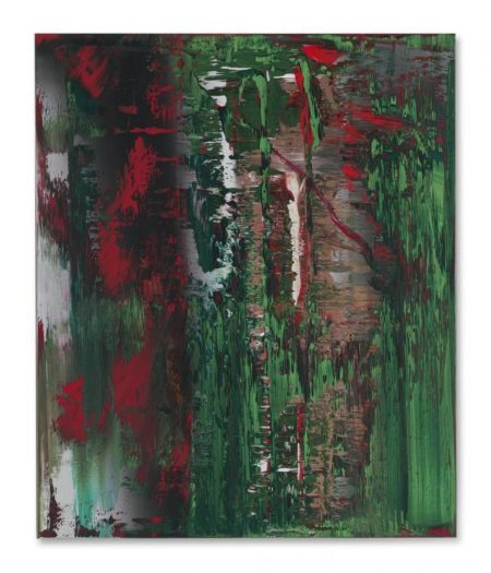 Gerhard Richter-Abstraktes Bild 646-3 (Abstract Painting 646-3)-1987
