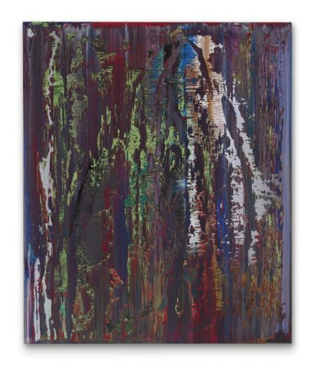 Gerhard Richter-Abstraktes Bild 646-4 (Abstract Painting 646-4)-1987
