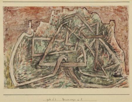 Paul Klee-Spazierwege in S.-1930