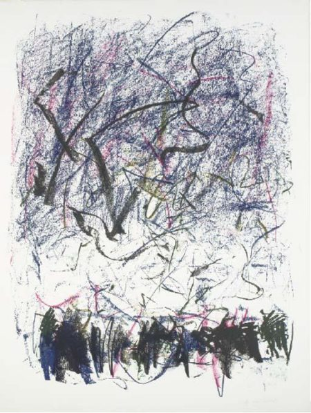 Joan Mitchell-Bedford III-1981