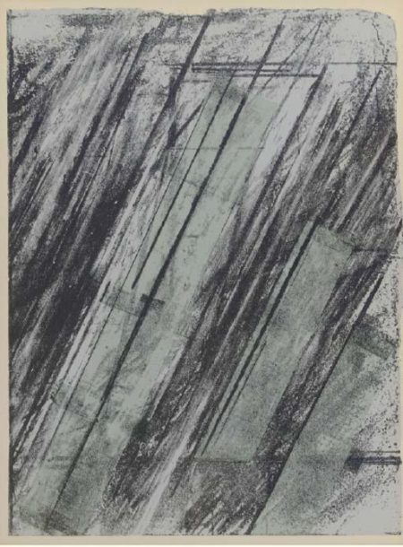Cy Twombly-Untitled, from The New York Collection for Stockholm-1973