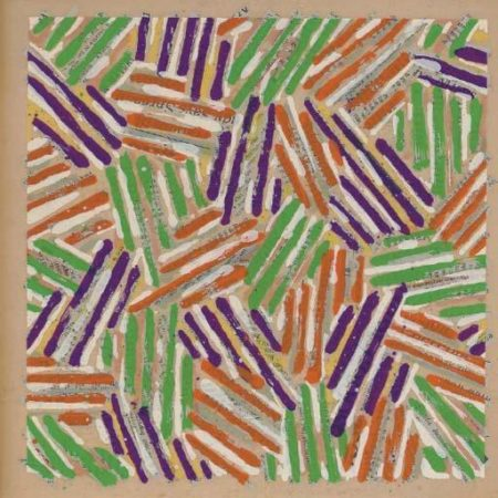 Jasper Johns-Untitled (ULAE S13)-1977