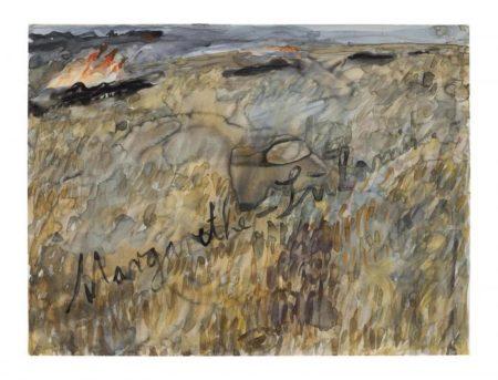 Anselm Kiefer-Margarethe-Sulamit-1981