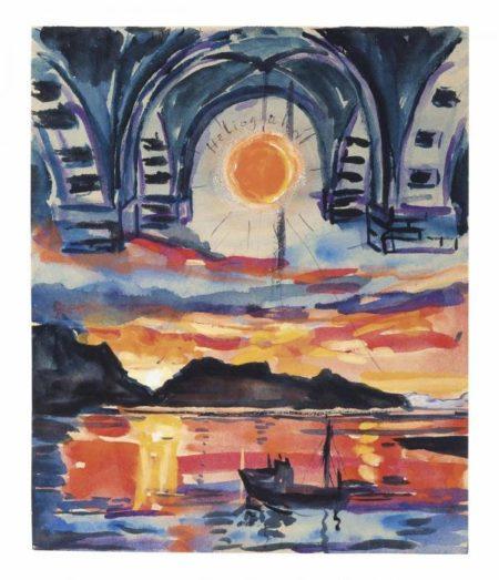 Anselm Kiefer-Heliogabal-1981