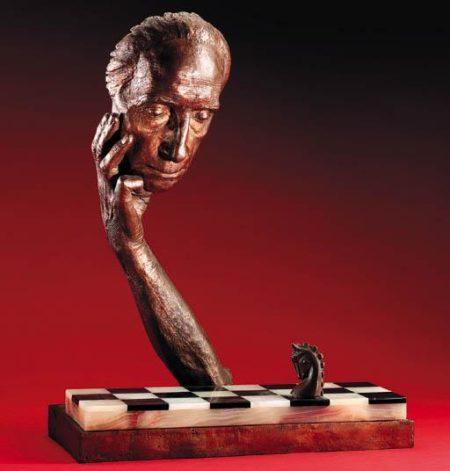 Marcel Duchamp-Marcel Duchamp moule vif-1967