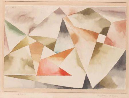 Paul Klee-Geibirgsbewegung (3=und4=takt)-1928
