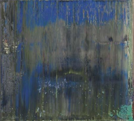 Gerhard Richter-Abstraktes Bild 677-2 (Abstract Painting 677-2)-1988