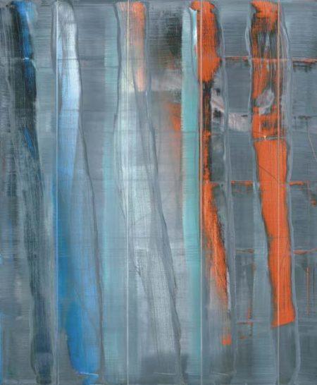 Gerhard Richter-Abstraktes Bild 756-3 (Abstract Painting 756-3)-1992