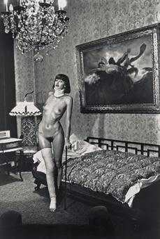 Jenny Kapitan, Pension Dorian, Berlin-1977