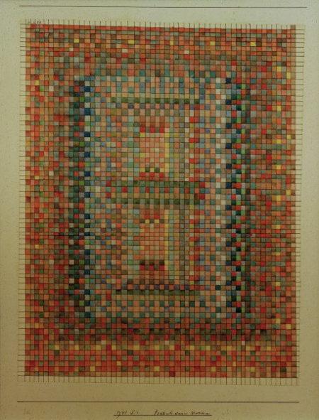 Paul Klee-Portal Einer Moschee-1931