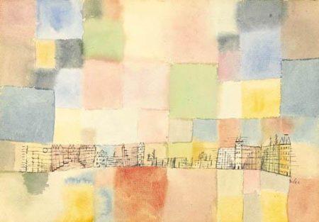 Paul Klee-Neuer Stadtteil in M-1928
