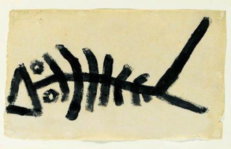 Paul Klee-Assel-Fisch-1940