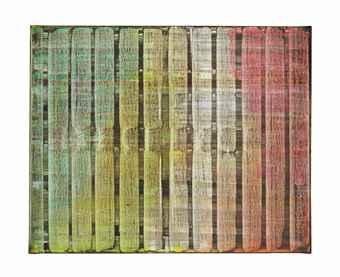 Gerhard Richter-Abstraktes Bild 772-4 (Abstract Painting 772-4)-1992