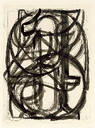 Jasper Johns-O Through 9-1981