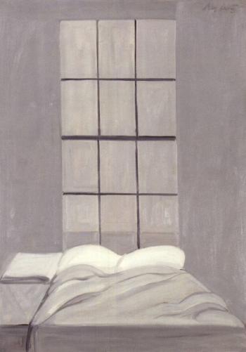 Alex Katz-October II-1962