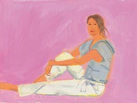 Alex Katz-Christy-2005