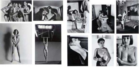 Helmut Newton-Camerawork Portfolio (1973)-1993