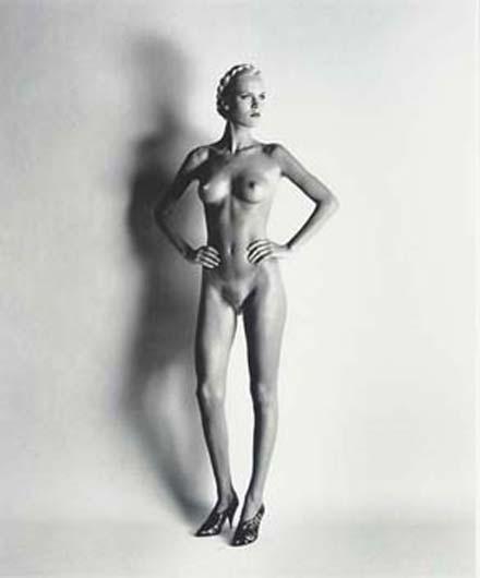 Helmut Newton-Big Nude I (1981)-1981