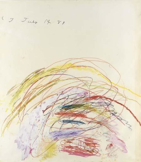 Cy Twombly-Untitled-1982