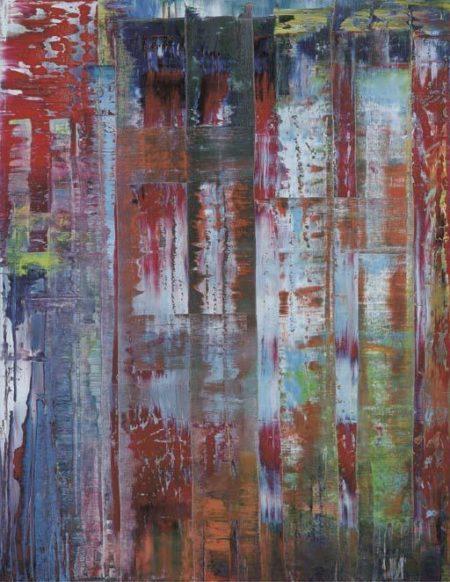 Gerhard Richter-Abstraktes Bild 780-4 (Abstract Painting 780-4)-1992