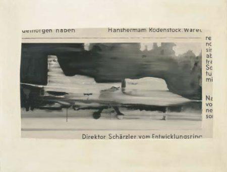 Gerhard Richter-Scharzler-1964