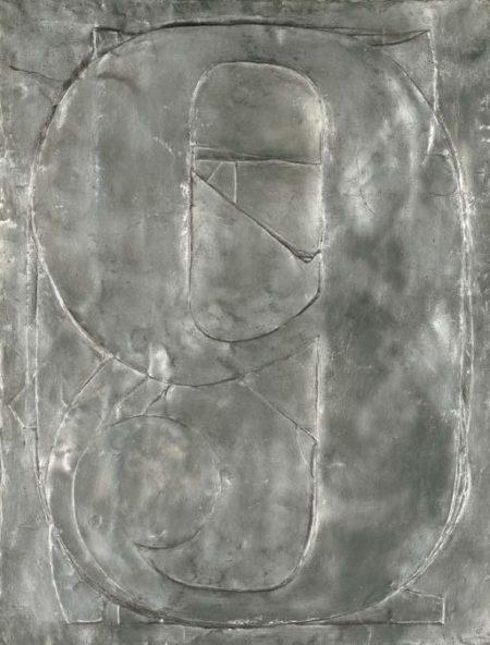 Jasper Johns-0 Through 9-1961