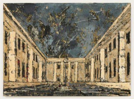 Anselm Kiefer-Dem Unbekannten Maler (To the Unknown Painter)-1983