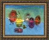 Paul Klee-Kindergruppe (Group Of Children)-1929